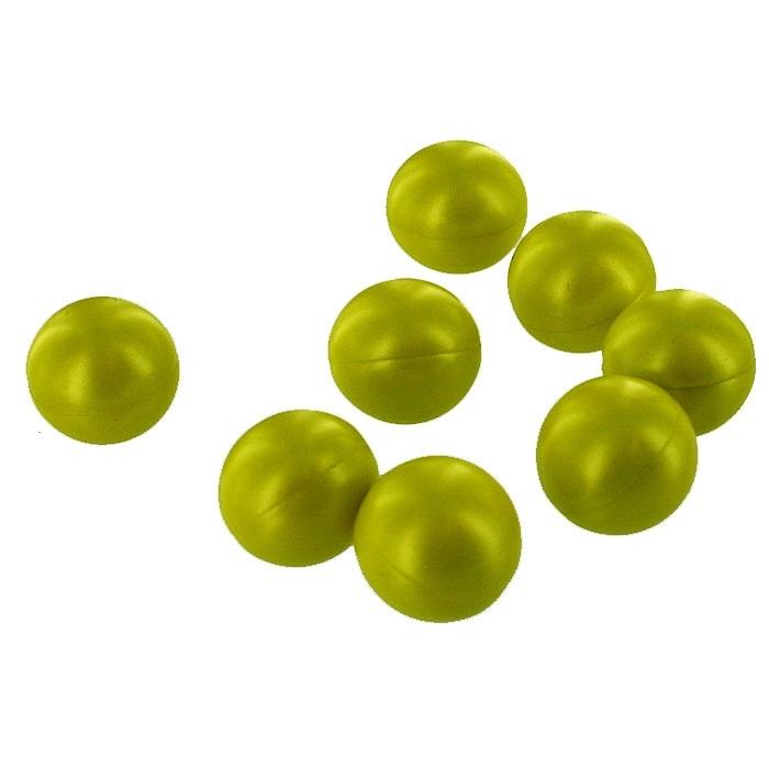 Et si les lessives concentrées Skip se présentaient sous forme de petites billes solubles dans l'eau ? Une bille par machine suffirait !