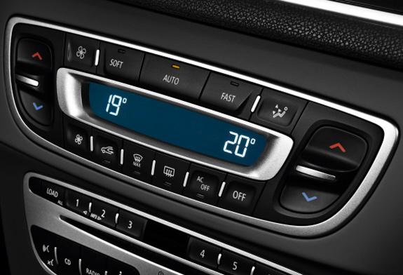 Et si chaque passager pouvait régler la climatisation sur la température qu'il souhaite comme dans certaines voitures...