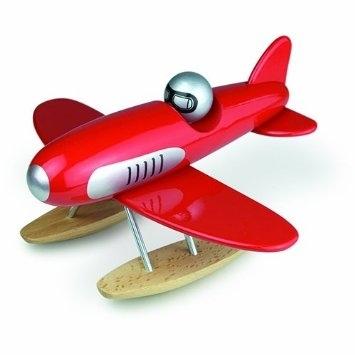 Et si Loic Raison fournissait un petit Kit d'ailes et de flotteurs pour transformer la bouteille en CIDR'AVION ?