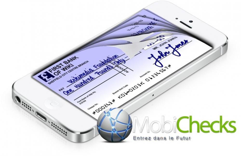 Et si @mobichecks était l'avenir du chèque pour supprimer les impayés, préserver le seul moyen de paiement gratuit bientôt dans vos agences