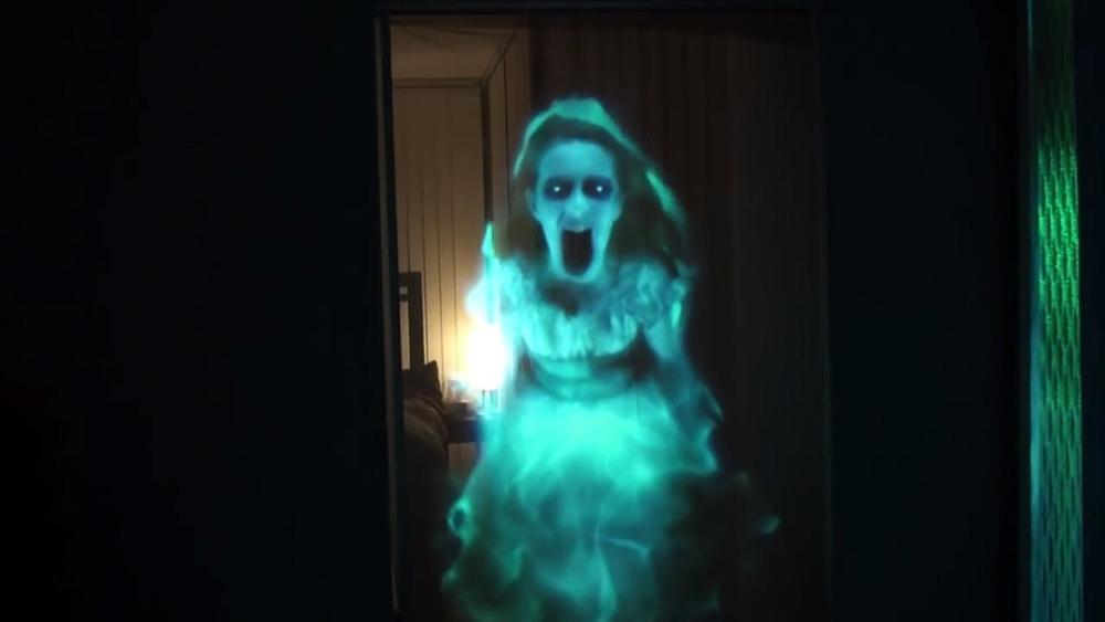 Et si Grévin Paris proposer des hologrammes de fantômes?