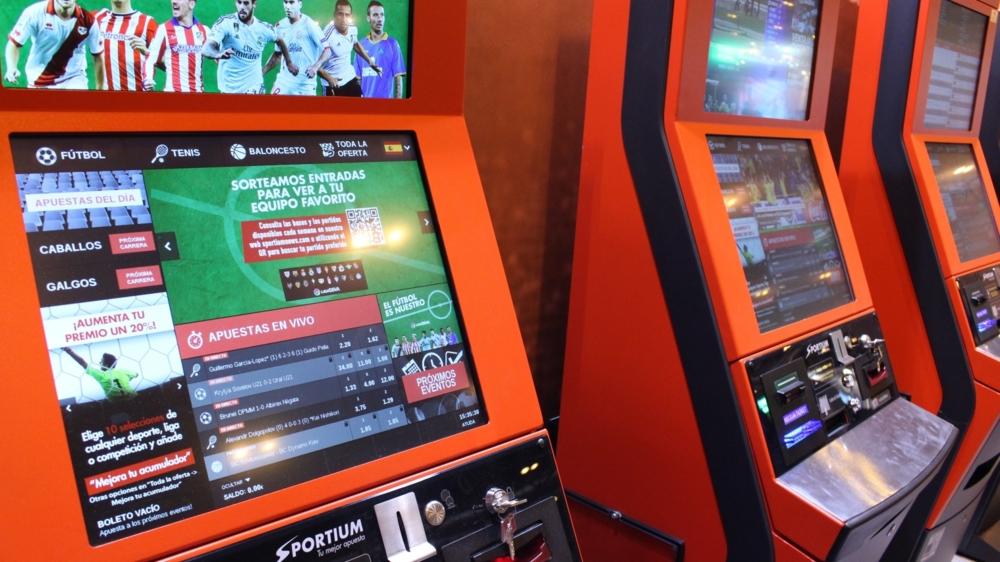 Et si vous proposiez le même système de paris sportifs qui est présent en Espagne avec Sportium qui peut être utilisé n'importe où !
