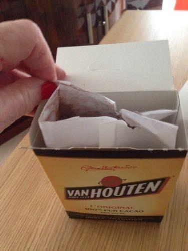 Et si le cacao Van Houten si mythique investissait dans une jolie boite hermétique afin de préserver le délicieux arôme de notre enfance