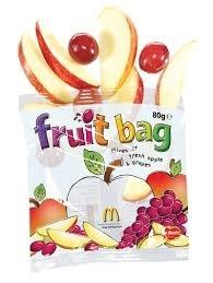 Et si Gaumont Pathé proposait des fruits en sachet à la place du pop-corn, des sucreries et des glaces...