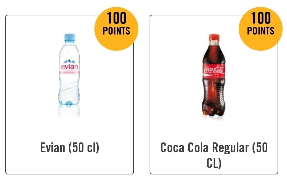 Et si pour des raisons de santé publique l'eau était moins chère que le soda...