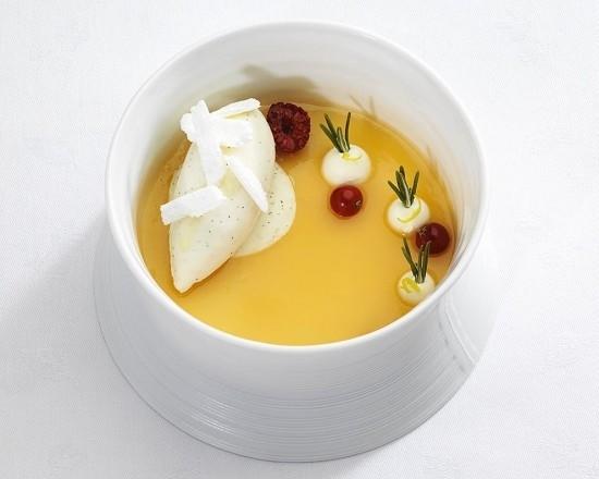 Et si Mamie Nova proposait une soupe sucrée ? La soupe de grand mère mais façon dessert !