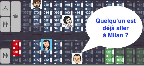Et si Air France proposait aux voyageurs de créer leurs avatars pour demander des conseils aux autres voyageurs ?