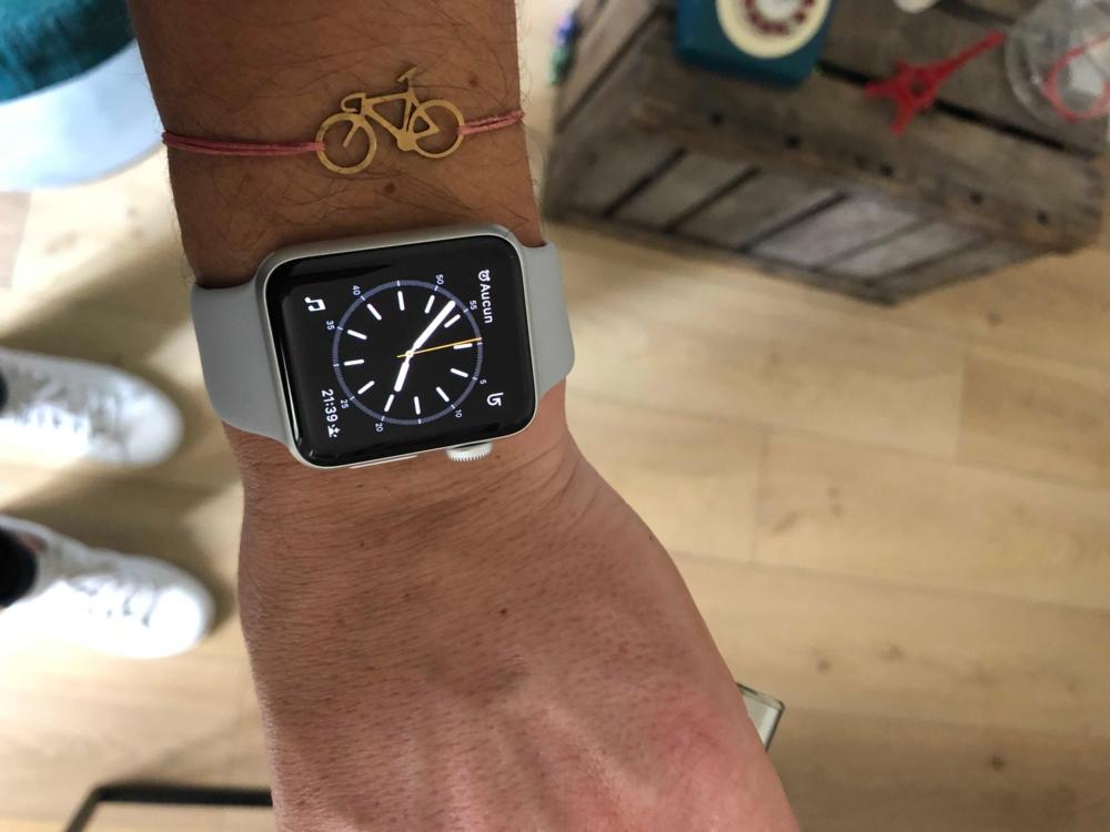 Et si je remerciais Engie pour ce super after work et pour l'Apple Watch ;) je la rechargerai avec de l'électricité Engie !