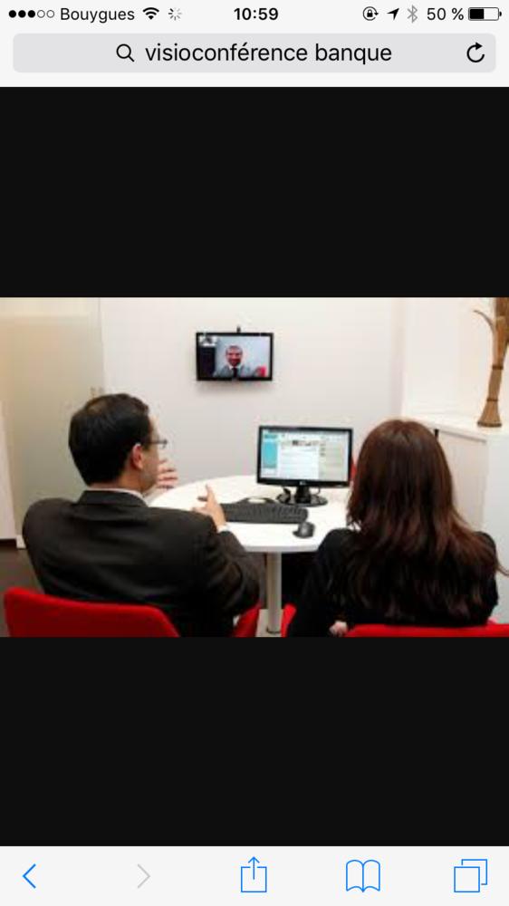 Et si Cadif permettait de faire des visios avec partage d'écran afin de s'adapter à tous nos clients! Rdv sur lieu de travail etc...