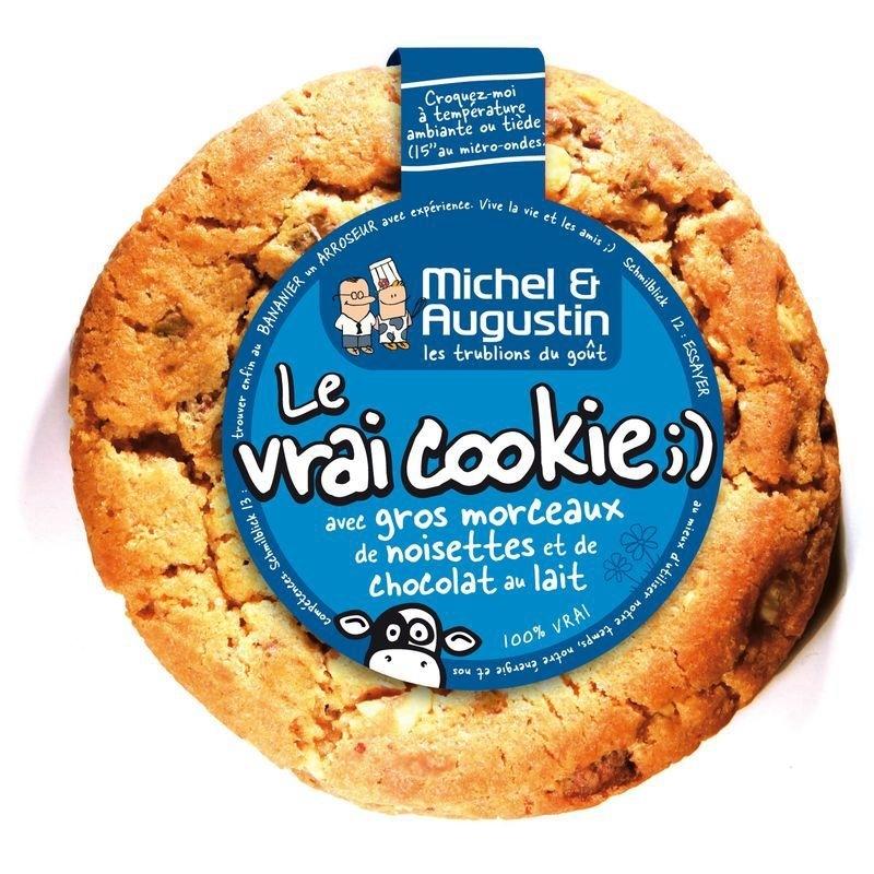 Et si vous proposiez votre vrai cookie en d'autres formats que l'individuel ?