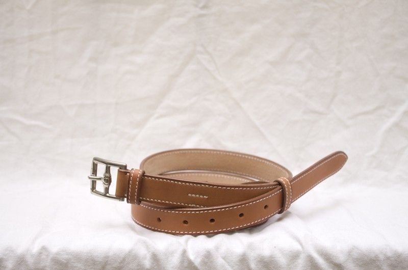 What if there was a website to personalize belts?