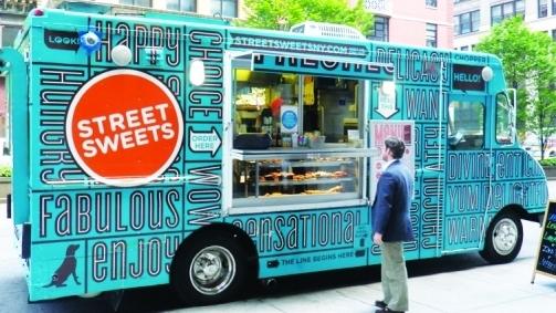 Et si pour la chandeleur, Alsa se déplaçait en Food Truck à des endroits surprises dans Paris pour faire découvrir ses bonnes recettes ?
