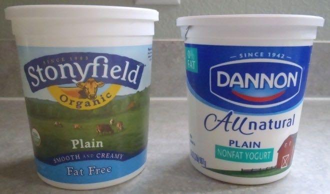 Et si Danone créait des conditionnements familiaux grands formats pour le yaourt ? Comme aux Etats-Unis... Surtout pour le yaourt 0%