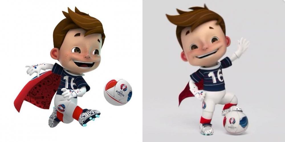 Et si on trouvait un meilleur nom que Driblou, Goalix ou Super Victor à la mascotte de l'Euro 2016 en France ?