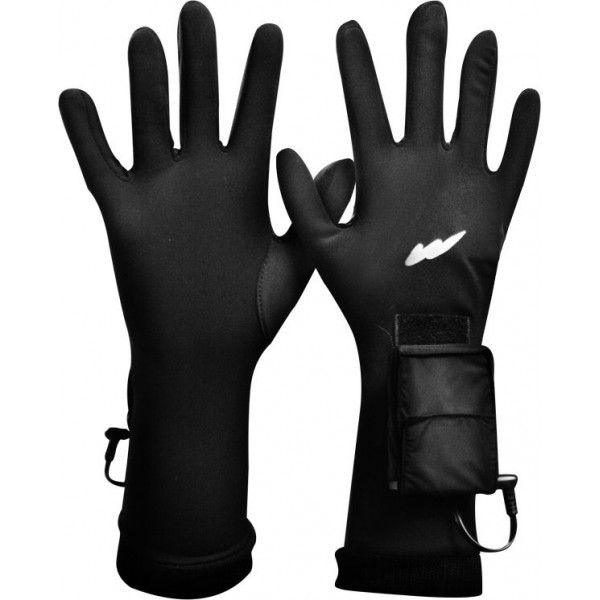 What if gloves for motorcycles could automatically warm up on the handles?