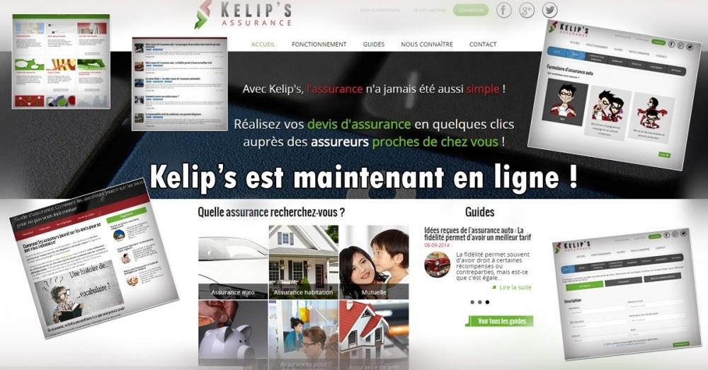 Et si Kelip's ajoutait un journal d'activité sur votre espace membre ?