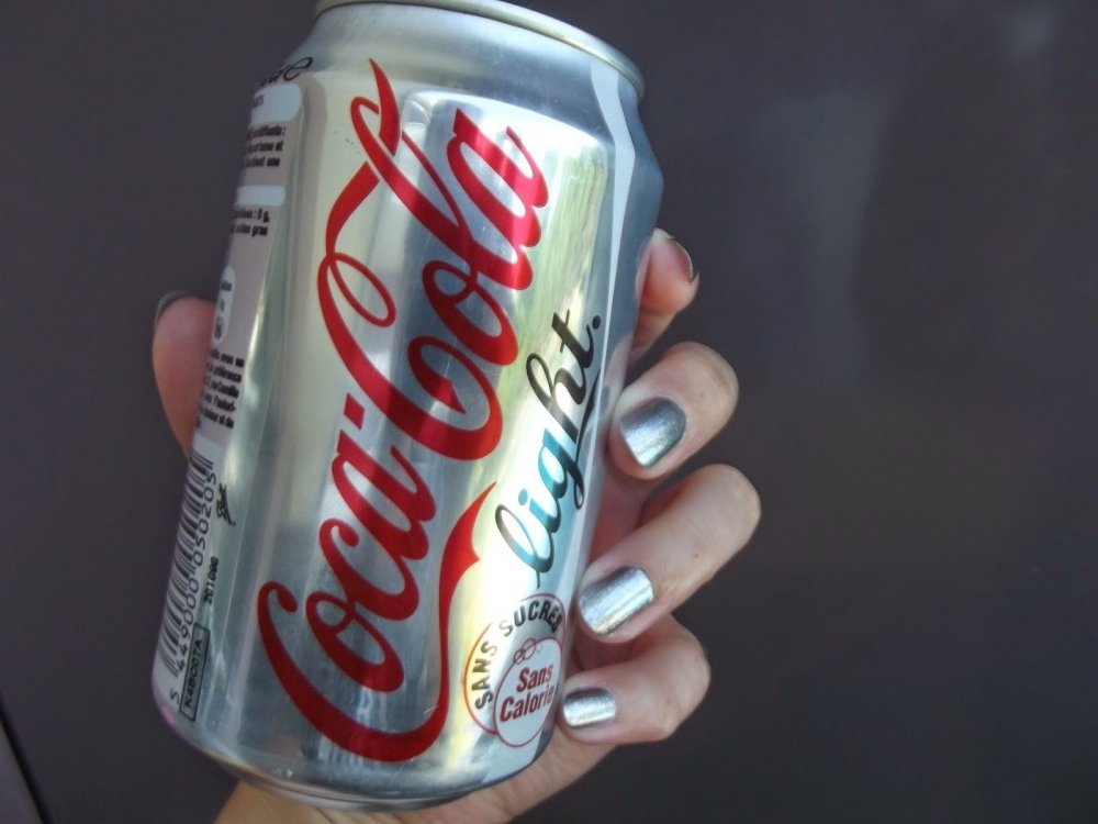 What if soda cans had a easier way to open without ruining my nail polish?