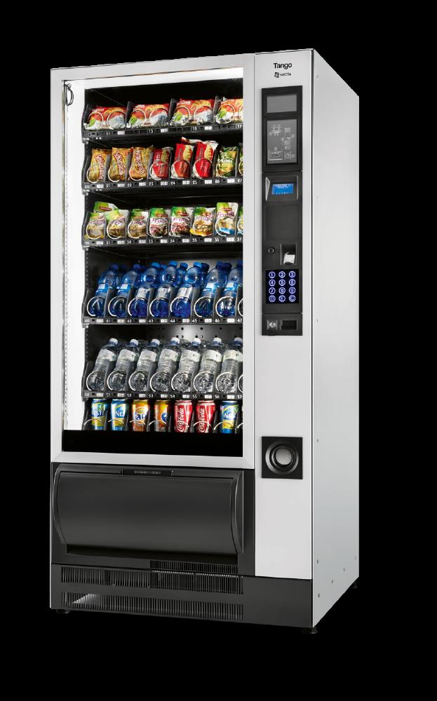 Et si les distributeurs NECTA affichaient le nb de kCal à côté du prix et pour les modèles avec écran la composition, ça inciterait à limiter la consommation des produits trop caloriques et à remplir ces machines de produits bons pour la santé