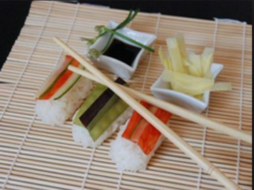 Et si des sushi & maki & yakitori de légumes bio Bioetpapilles ?