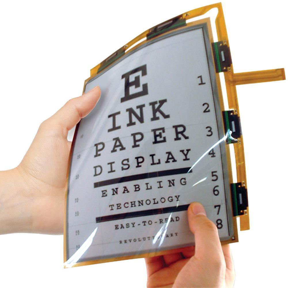 Et si Allianz était le premier à fournir l'étiquette verte d'assurance sous format papier électronique (e-ink paper) avec mise à jour via l'application mobile...