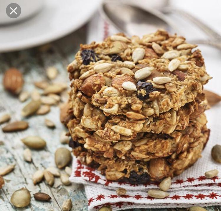 Et si Bioetpapilles proposait une gamme de cookies sans sucre raffiné avec différentes propriétés et fruits secs