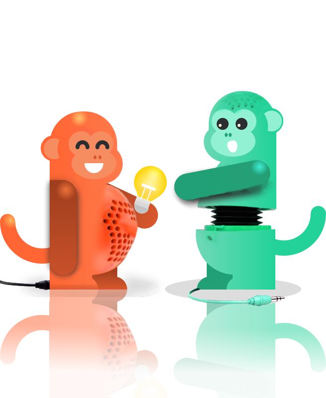 Et si Braineet offrait des goodies pour féliciter les vétérans qui sont encore là ou autre cas. Exemple un petit personnage résine à l'image du singe braineet (ça pourrait être un hub USB une minienceinte, un socle support téléphone etc.)