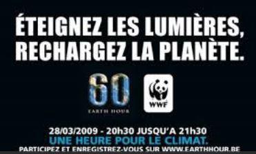 """Et si Direct Energie s'associait à @WWF pour une """"energy earthday"""" ou la population tenterait de diviser sa conso d'énergie par 4 ? Sensibiliser, essayer, changer ..."""