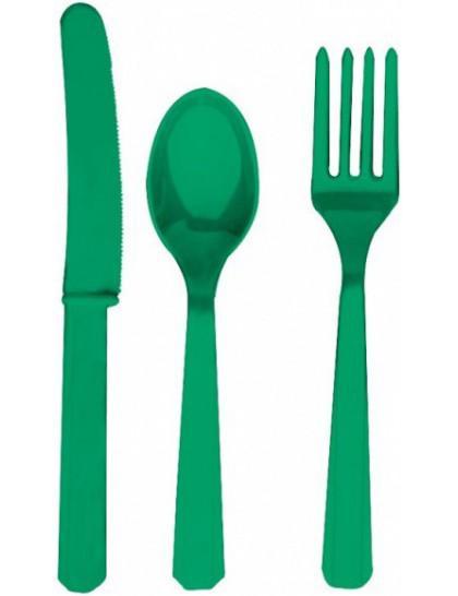 Et si on inventait les premiers couverts végétaux ? Ce serait plus eco-friendly que toutes ces tonnes de plastiques jetées à la poubelle.