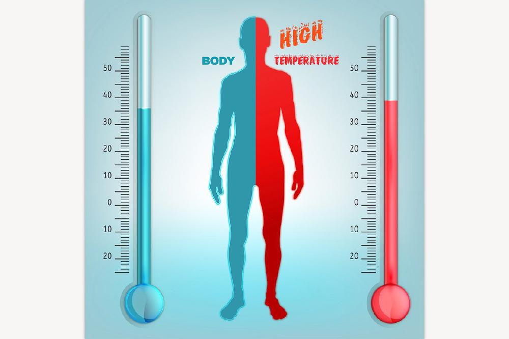 Et si l'IA pouvait détecter notre température corporelle pour déterminer notre besoin et diminuer la consommation d'énergie du chauffage ou de la climatisation.
