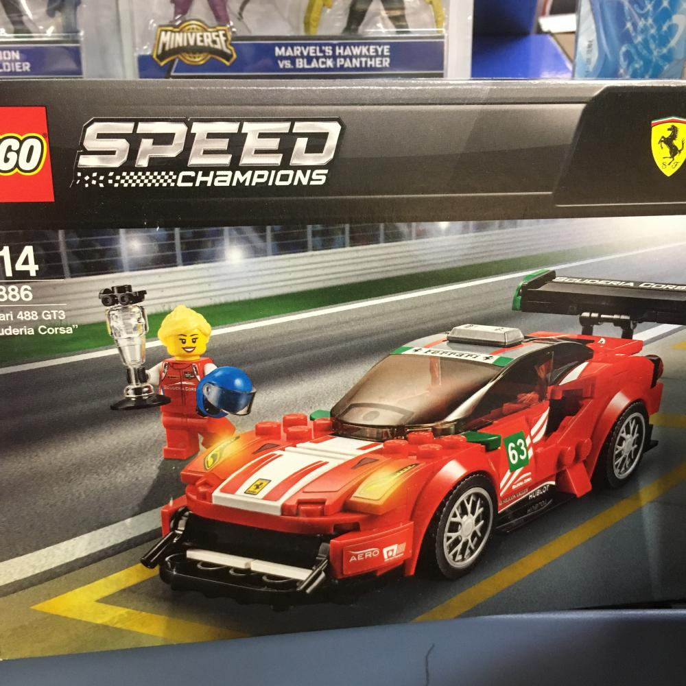 Et si les jouets de Noël étaient non genré ou mixte comme ce que fait Lego ?