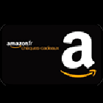 Carte cadeau AMAZON 70 €