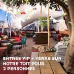 2 Entrées VIP au Perchoir Marais