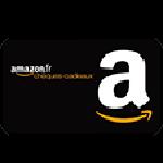 Carte cadeau de 70€ chez Amazon