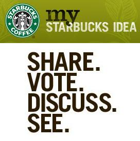 Starbucks Idea Logo