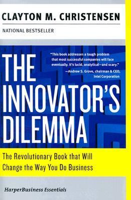 The Innovator's Dilemma Book Cover