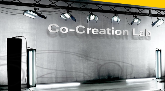 Bmw Co Creation Lab