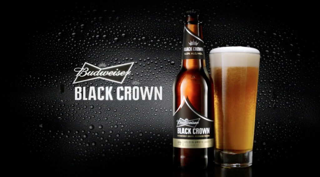 Budweiser Black Crown