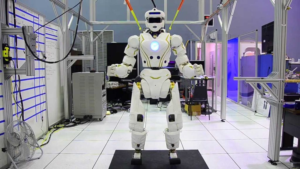 Nasa Space Robotics